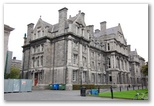 Trinity College -- the building we stayed in