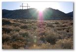 Sunrise near the Sandias in Albuquerque