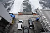 On the ferry between Sjællands Odde and Århus