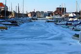Boats in Holmen