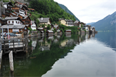 Hallstatt -- just as pretty as the postcards make it out to be
