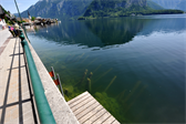 Apparently pulling old supports out of the water is not a big priority in Hallstatt