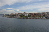 The Asian side of Istanbul, as seen from