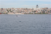 A tiny slice of Istanbul along the Bosphorus