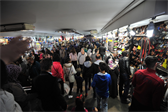 Even the turks were surprised by how crowded central Istanbul was on Easter weekend