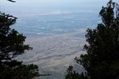 Albuquerque, from Sandia crest