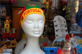 Portuguese women aren't as dark as I expected them to be