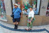 Blending in perfectly, we discovered Porto without a trace of suspicion of being tourists