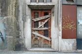 There is no shortage of doors with character in Porto