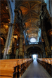 Inside the Igreja de São Francisco (church of Saint Francis)
