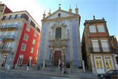 A church in Porto