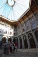 Inside the Palácio da Bolsa -- the stock exchange palace (shot discretely from the hip)